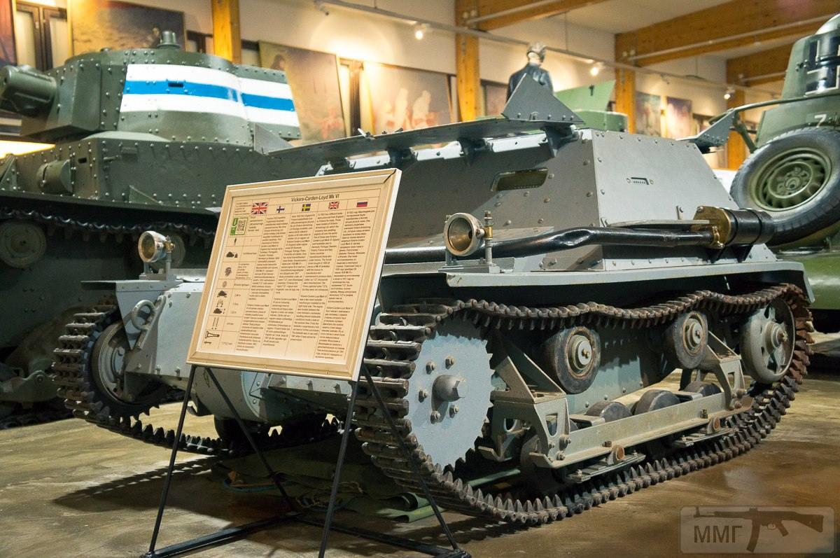 22483 - Танковый музей Парола (Финляндия)