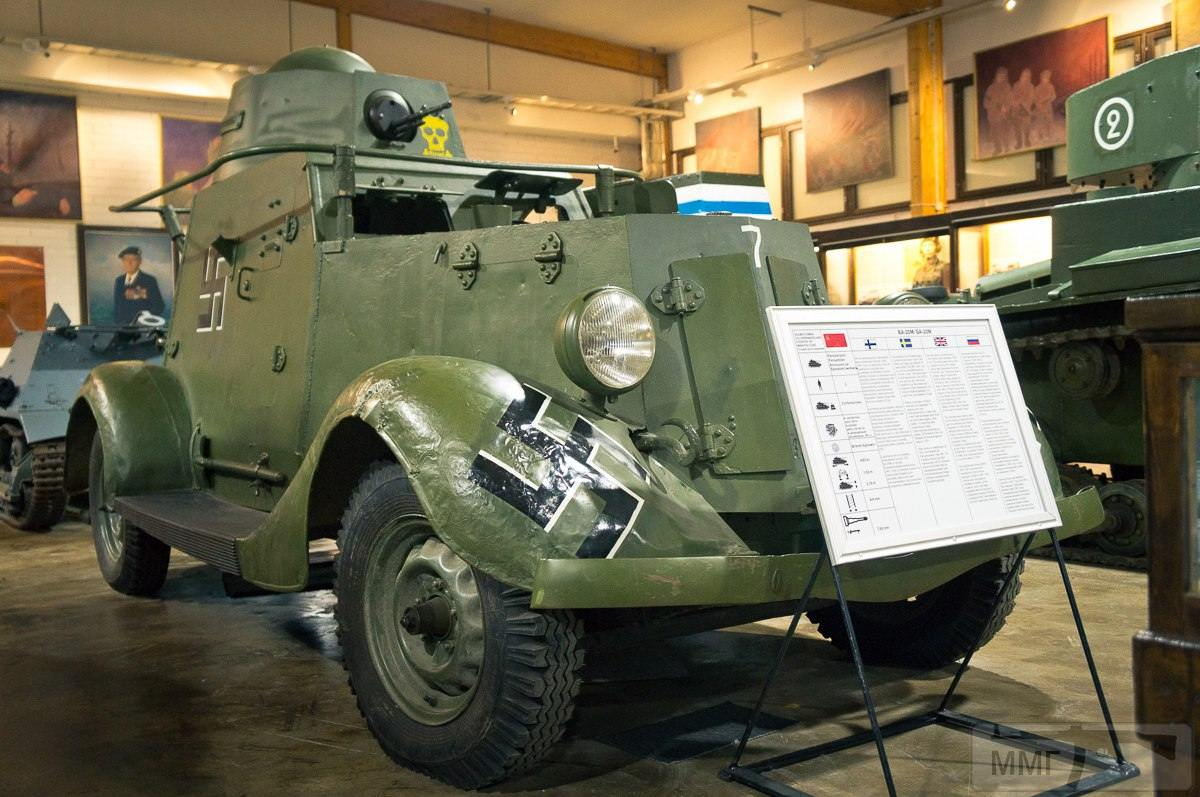 22485 - Танковый музей Парола (Финляндия)
