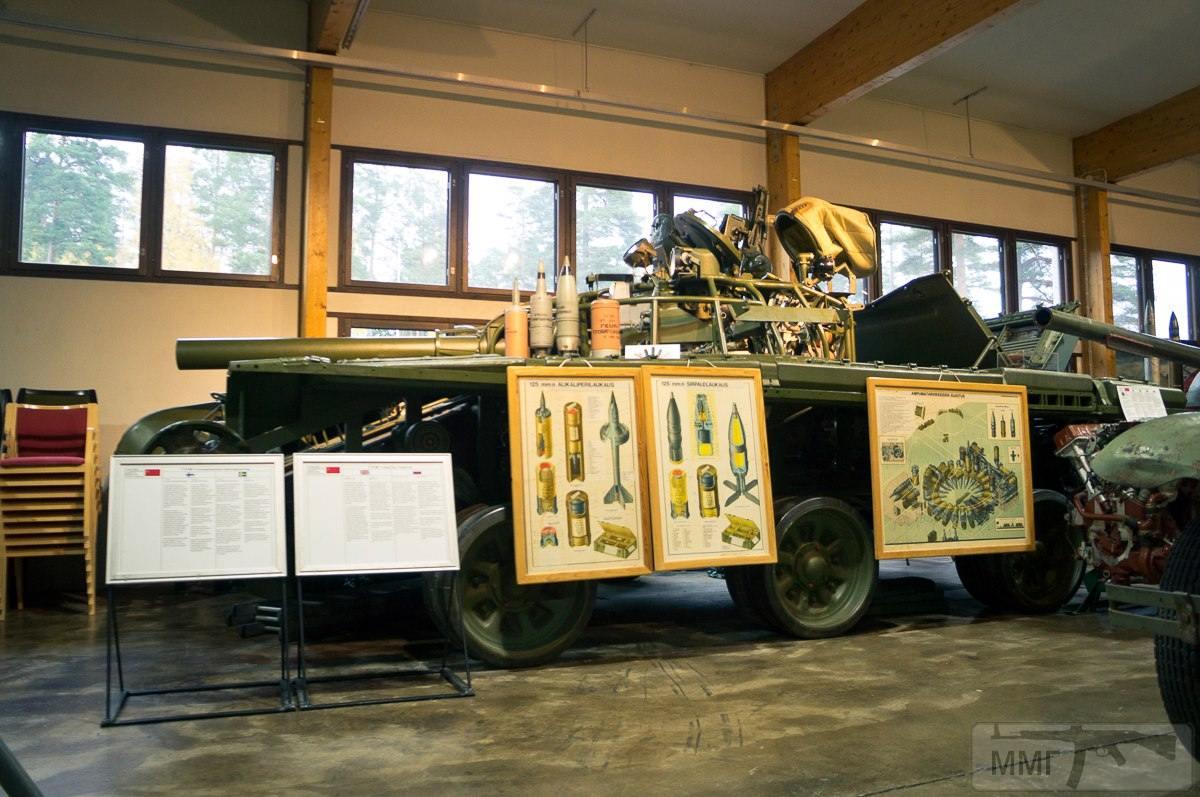 22486 - Танковый музей Парола (Финляндия)