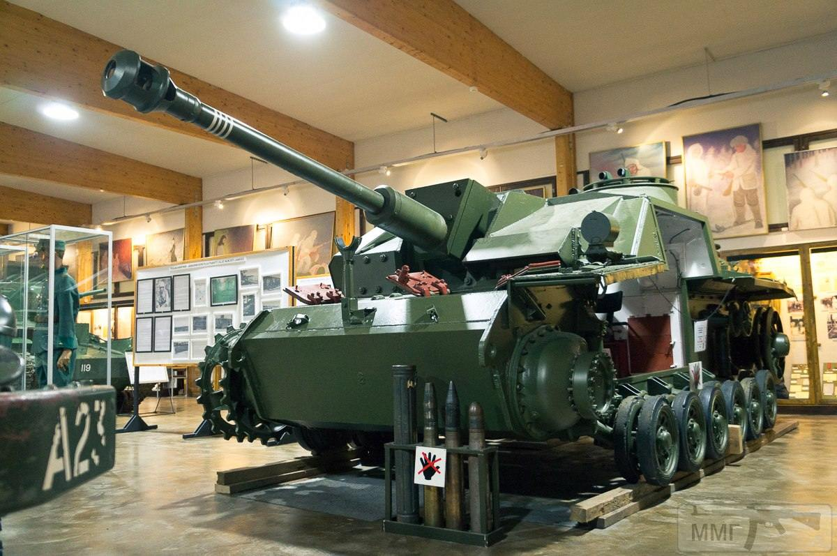 22488 - Танковый музей Парола (Финляндия)