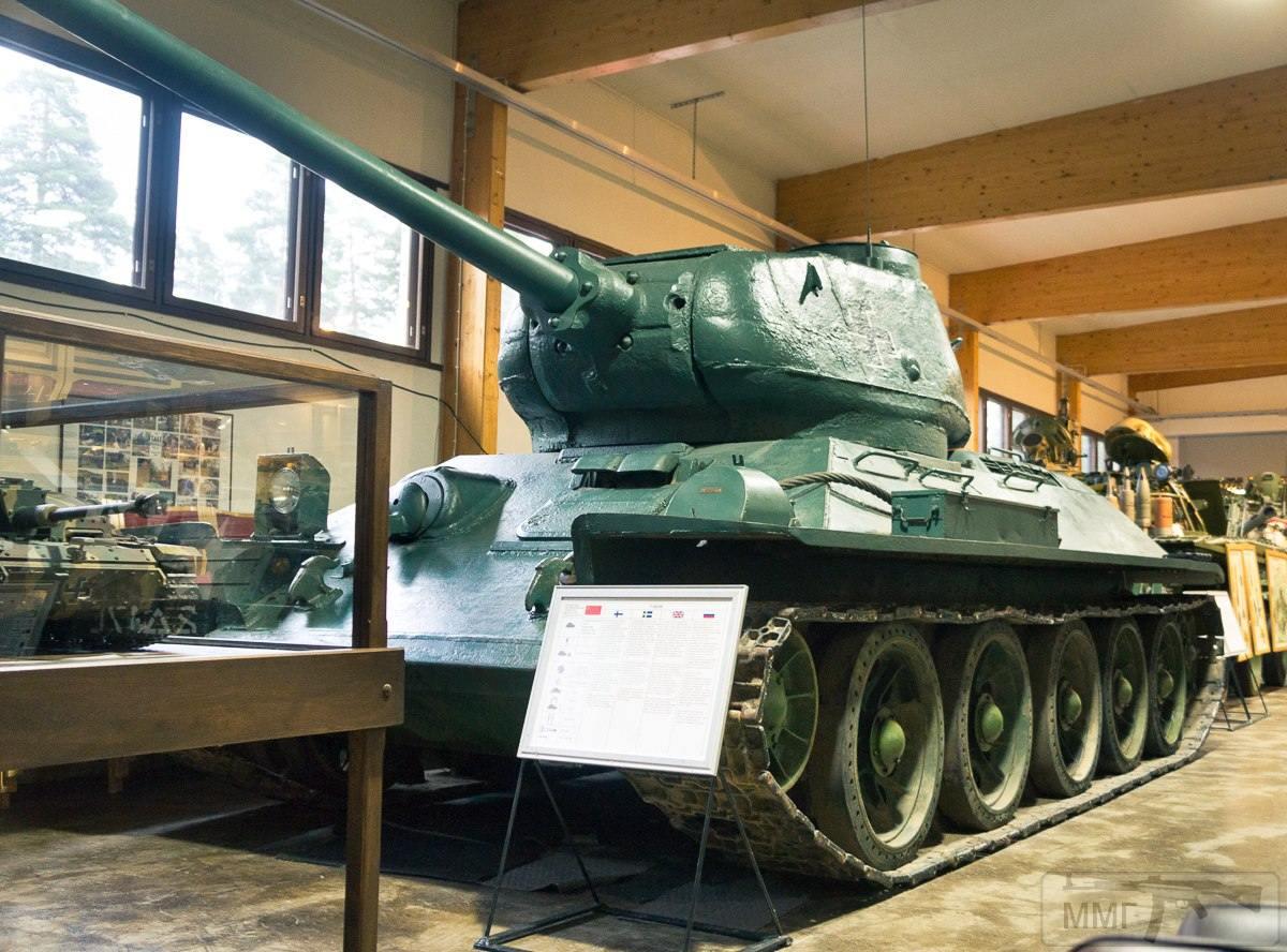 22489 - Танковый музей Парола (Финляндия)