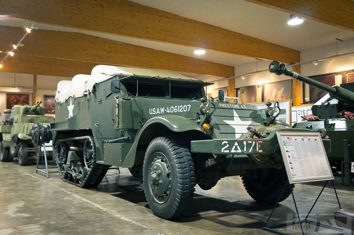 22490 - Танковый музей Парола (Финляндия)
