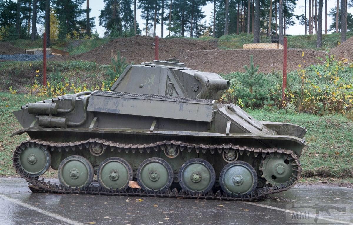 22491 - Танковый музей Парола (Финляндия)