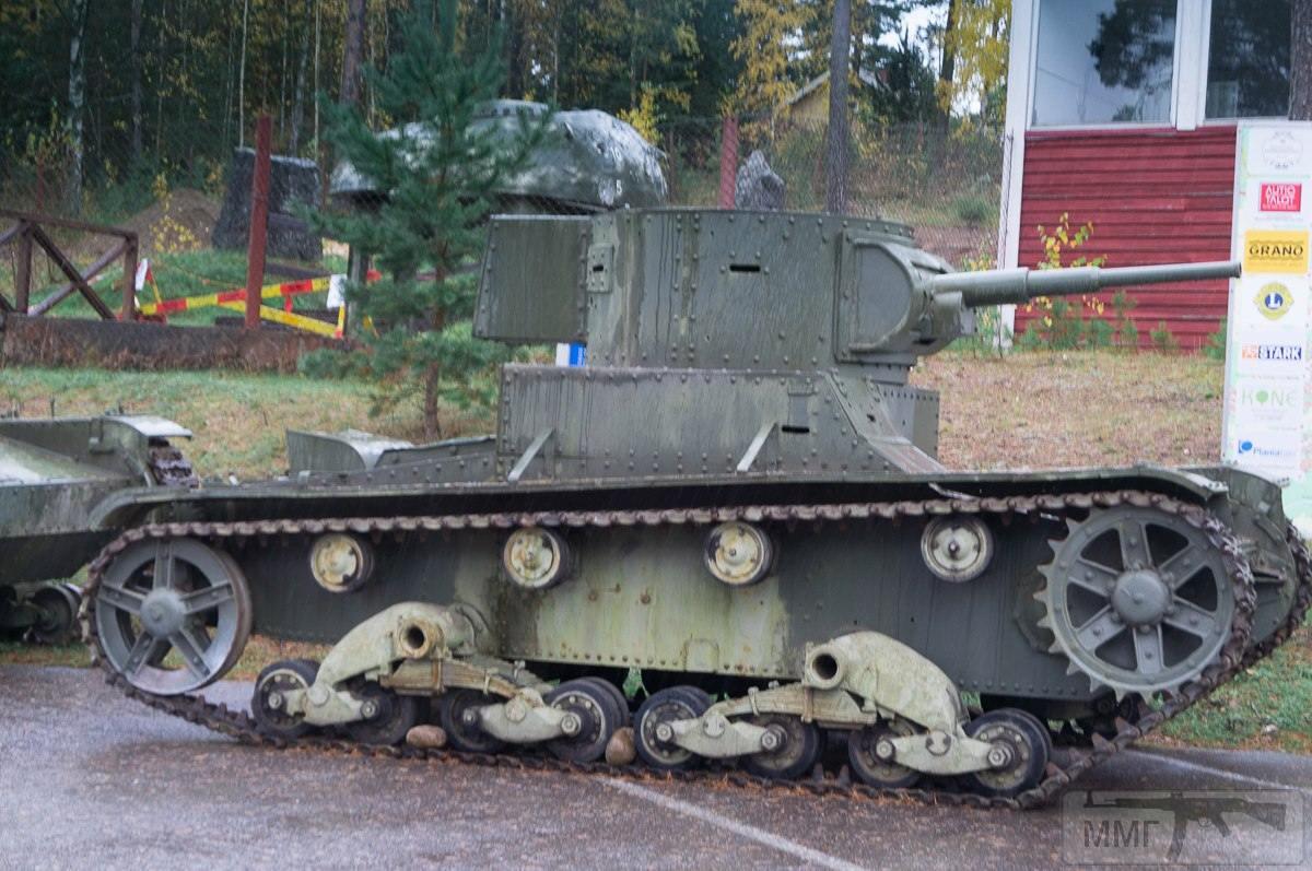 22492 - Танковый музей Парола (Финляндия)