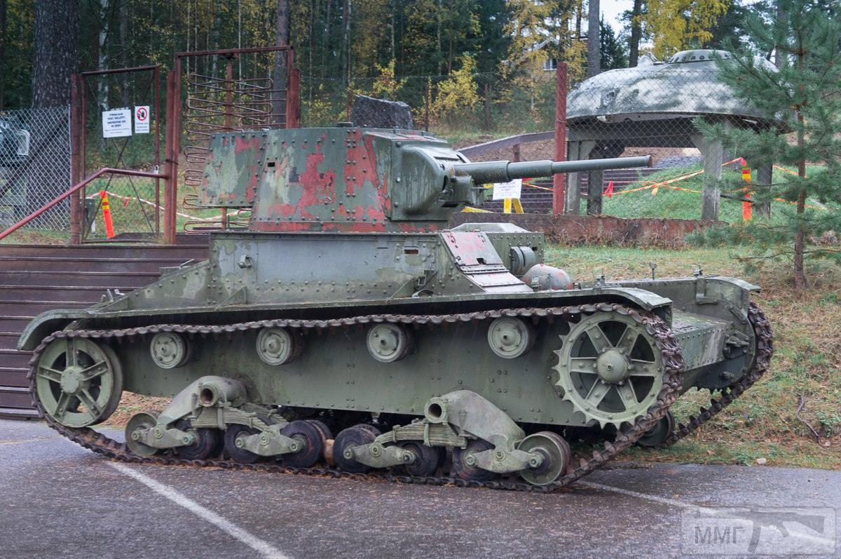 22493 - Танковый музей Парола (Финляндия)