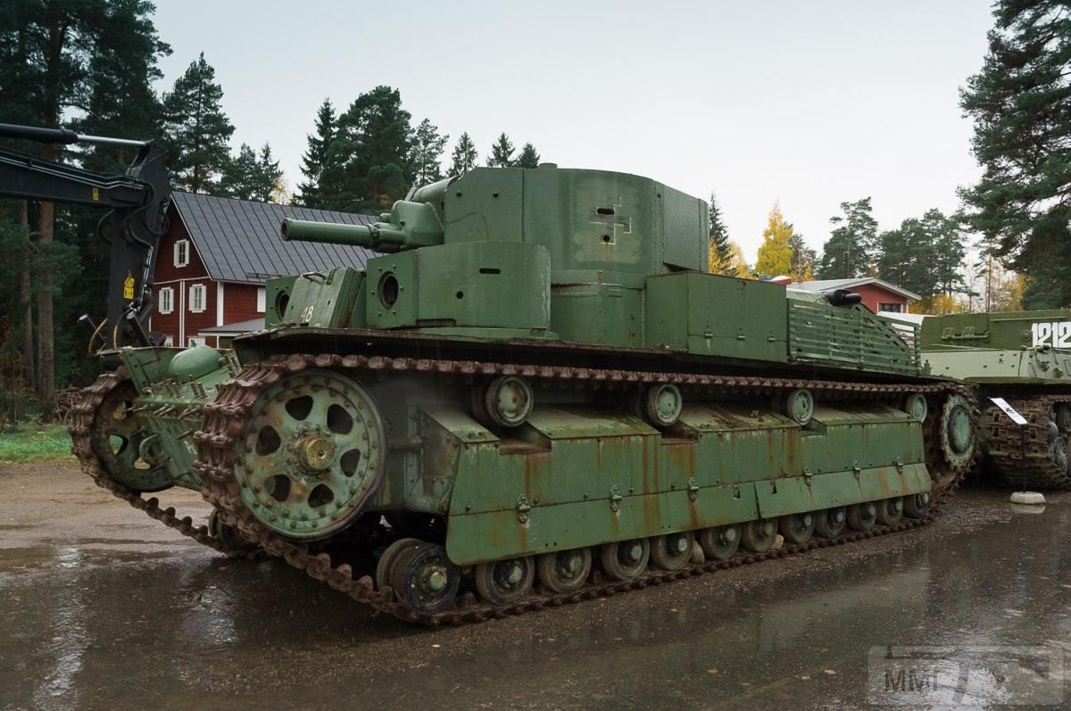 22494 - Танковый музей Парола (Финляндия)