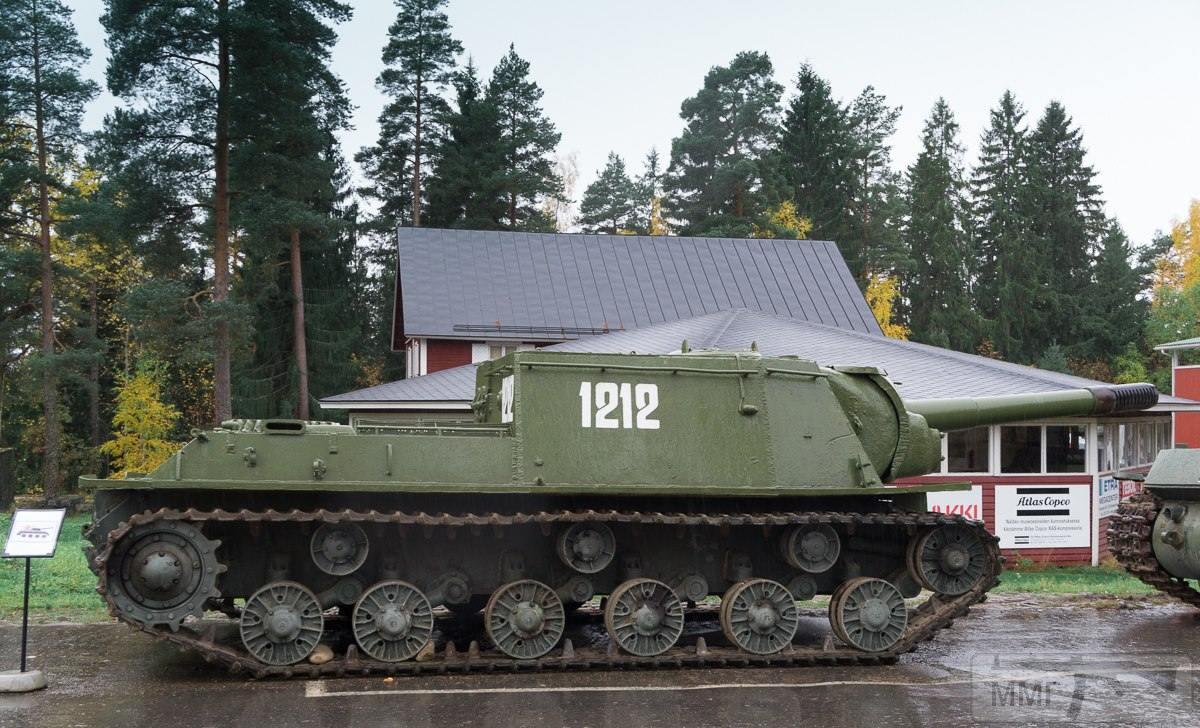 22495 - Танковый музей Парола (Финляндия)