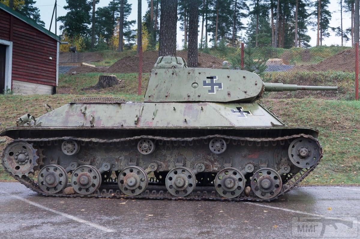 22496 - Танковый музей Парола (Финляндия)