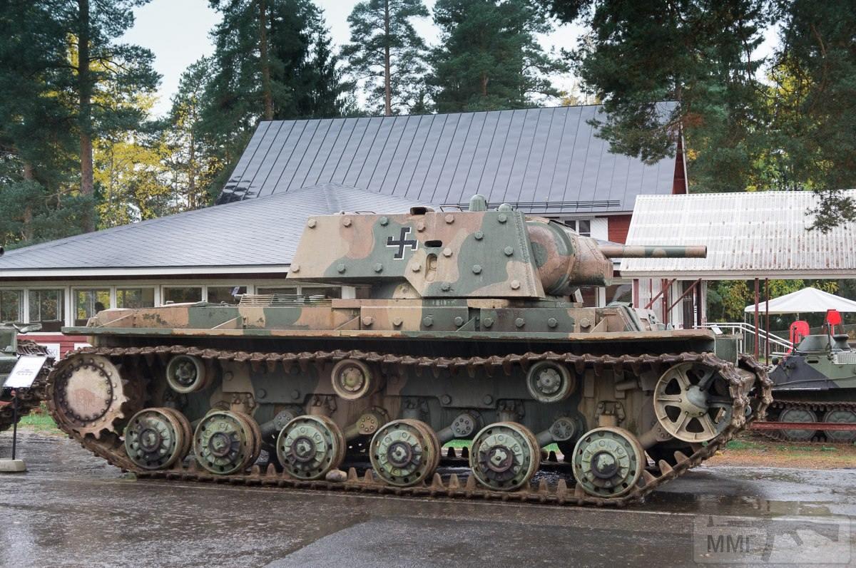22497 - Танковый музей Парола (Финляндия)