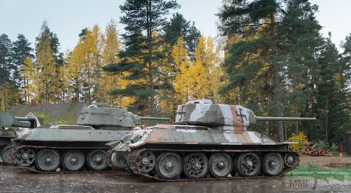 22498 - Танковый музей Парола (Финляндия)