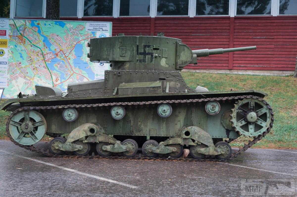 22499 - Танковый музей Парола (Финляндия)