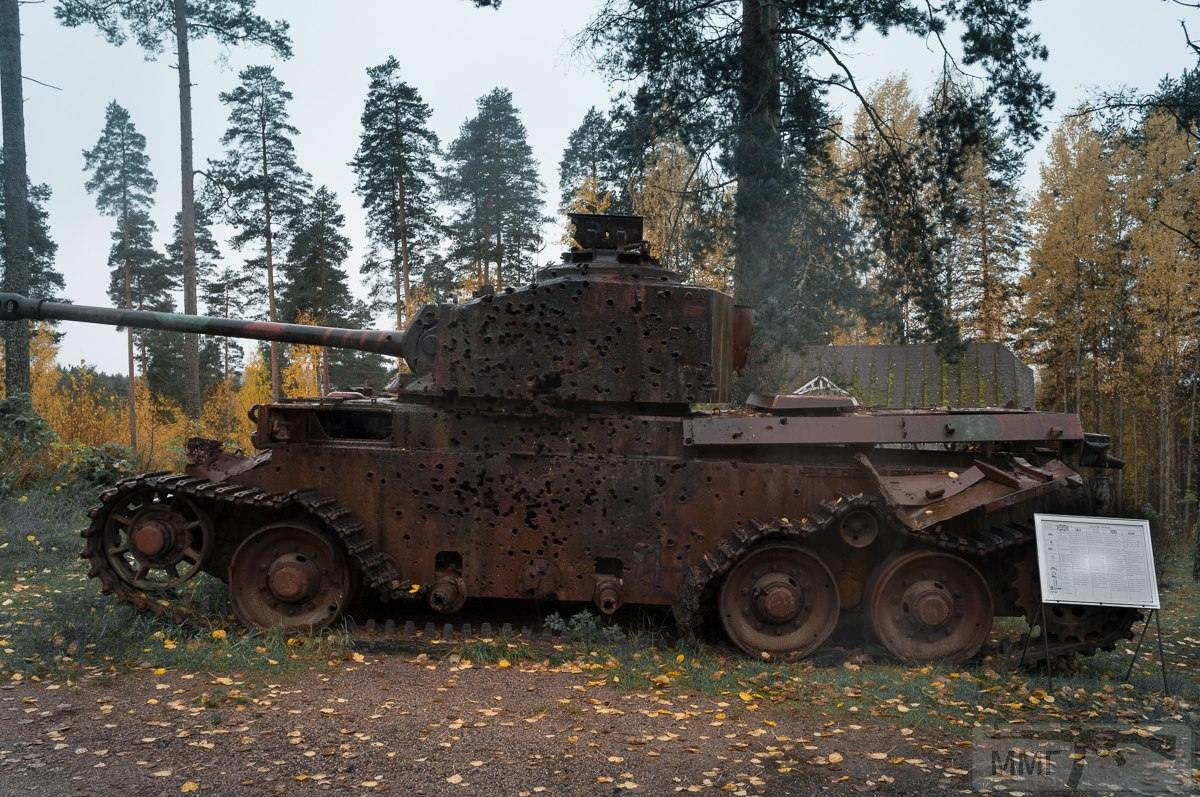 22501 - Танковый музей Парола (Финляндия)