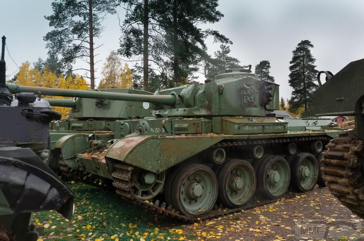 22502 - Танковый музей Парола (Финляндия)