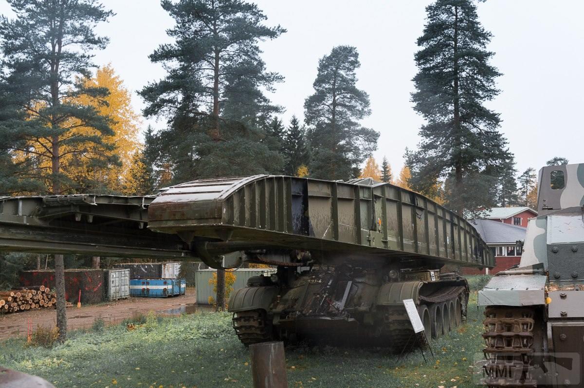 22503 - Танковый музей Парола (Финляндия)
