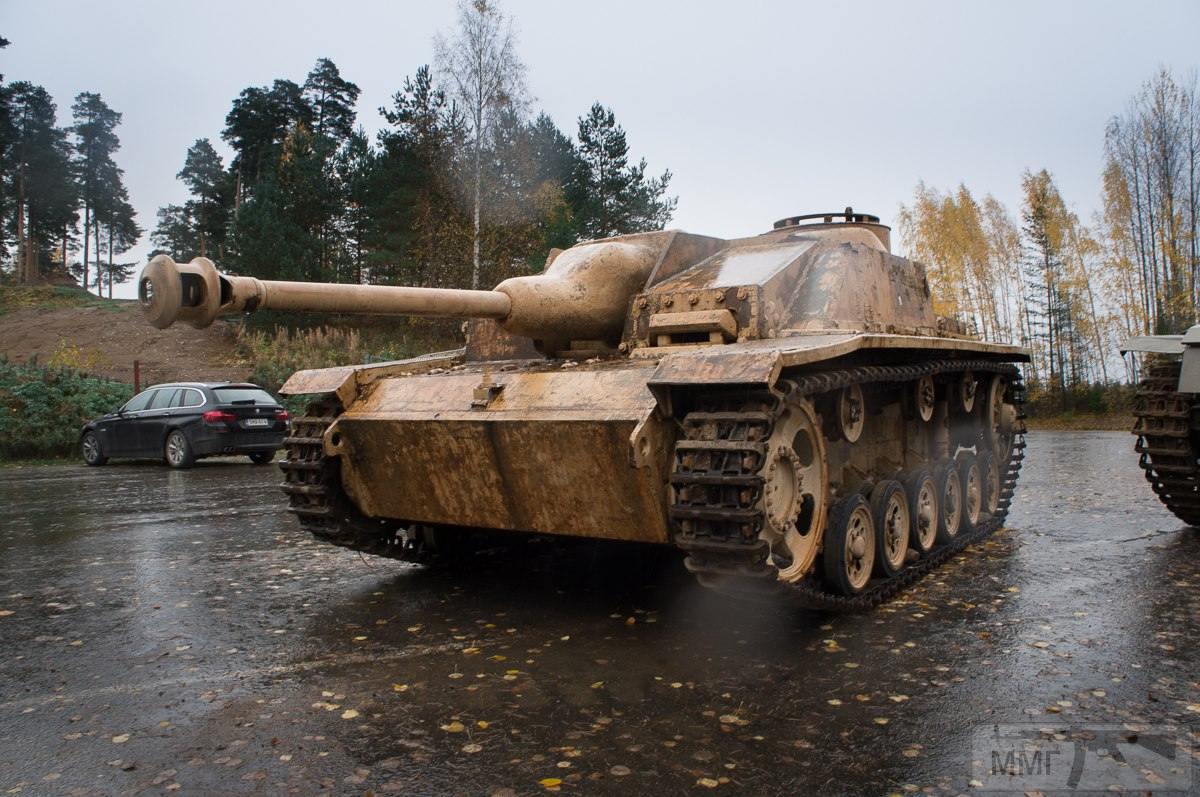 22504 - Танковый музей Парола (Финляндия)