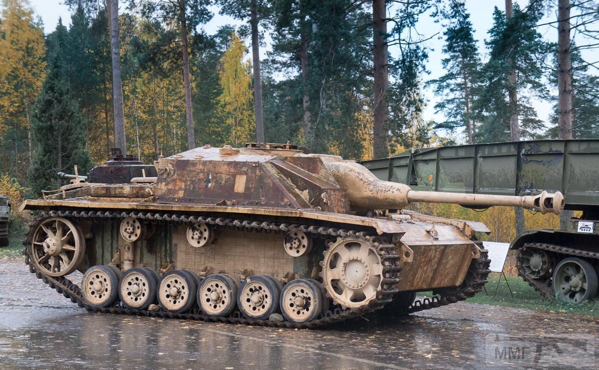 22505 - Танковый музей Парола (Финляндия)