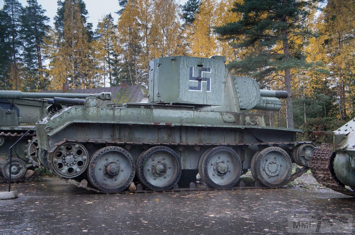 22506 - Танковый музей Парола (Финляндия)