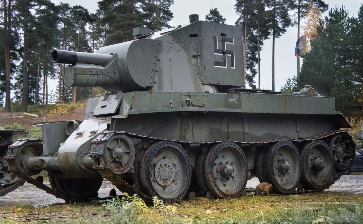 22507 - Танковый музей Парола (Финляндия)