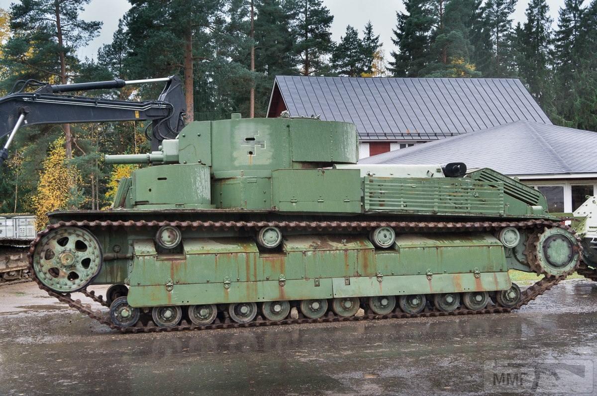 22508 - Танковый музей Парола (Финляндия)