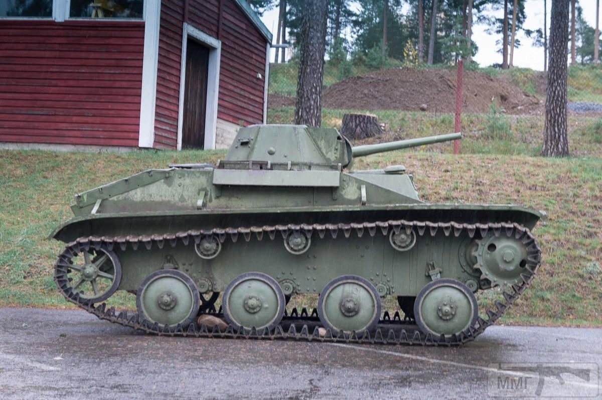 22509 - Танковый музей Парола (Финляндия)