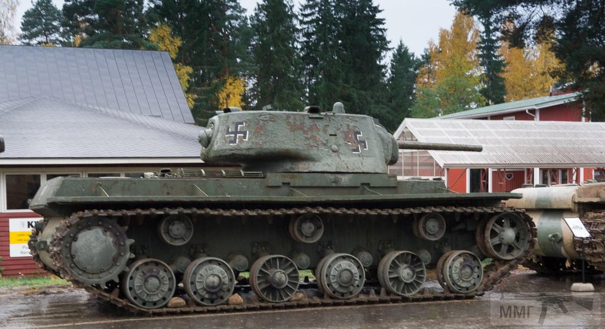 22510 - Танковый музей Парола (Финляндия)