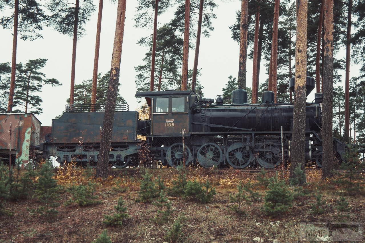 22512 - Танковый музей Парола (Финляндия)