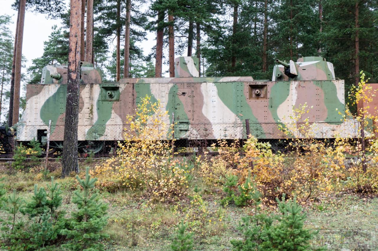 22513 - Танковый музей Парола (Финляндия)