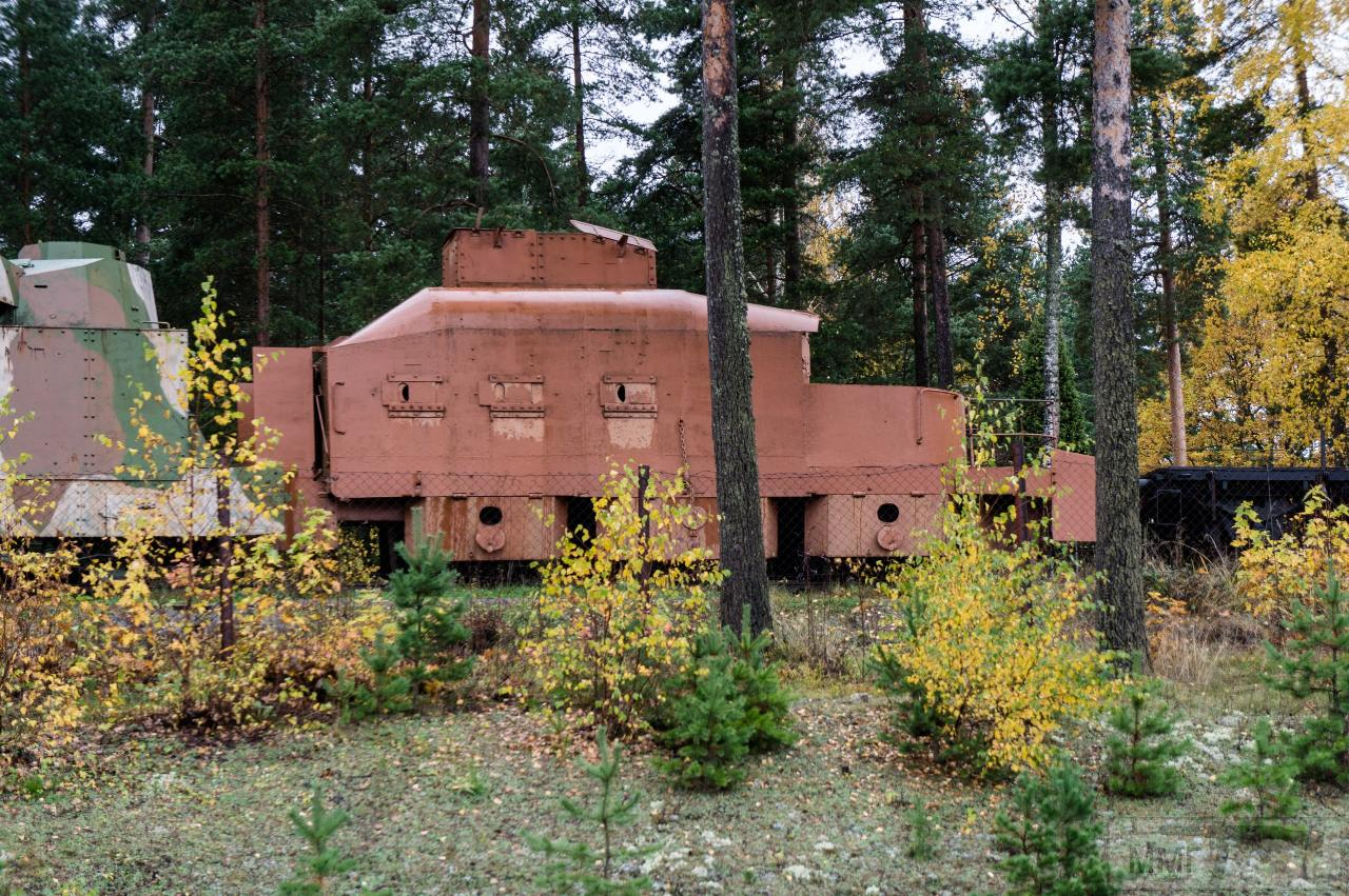 22514 - Танковый музей Парола (Финляндия)