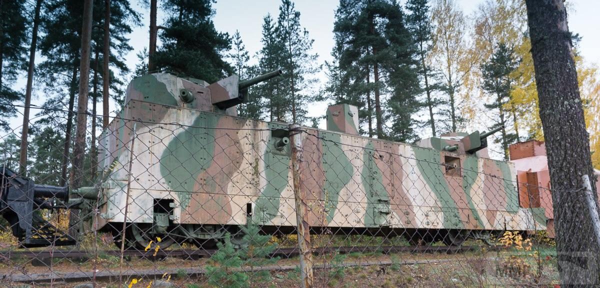 22516 - Танковый музей Парола (Финляндия)