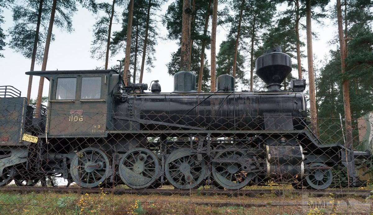 22517 - Танковый музей Парола (Финляндия)