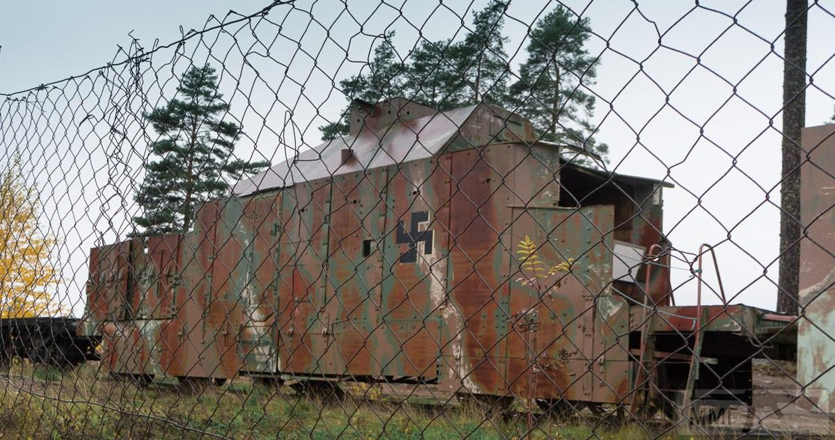 22519 - Танковый музей Парола (Финляндия)