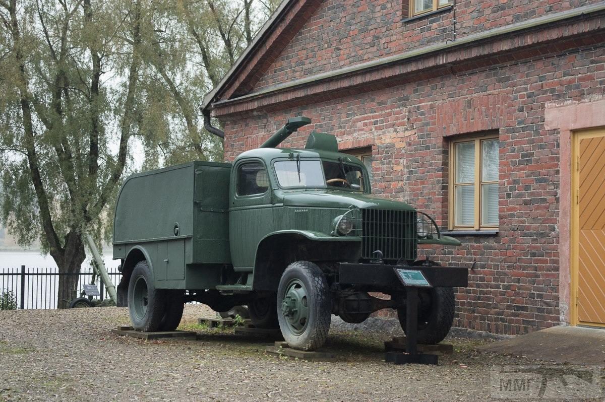 22520 - Танковый музей Парола (Финляндия)