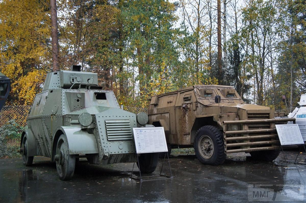 22521 - Танковый музей Парола (Финляндия)