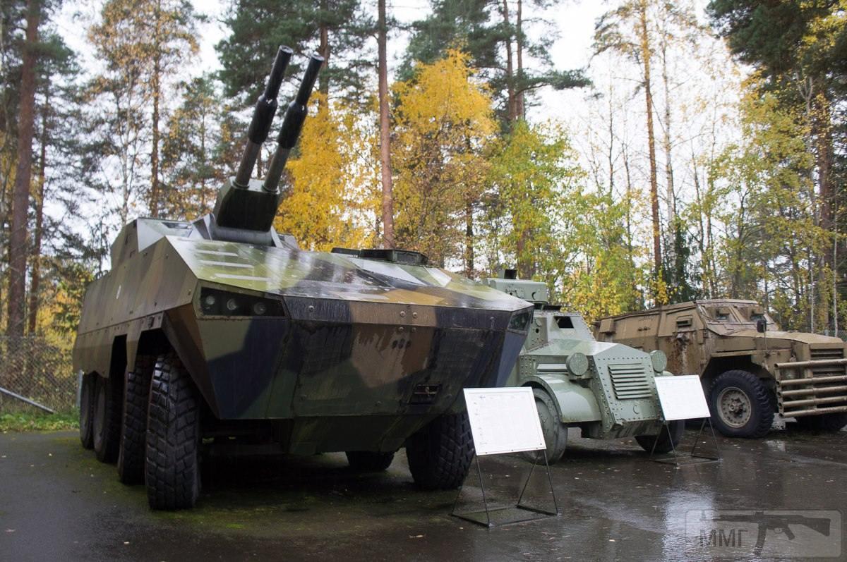 22522 - Танковый музей Парола (Финляндия)