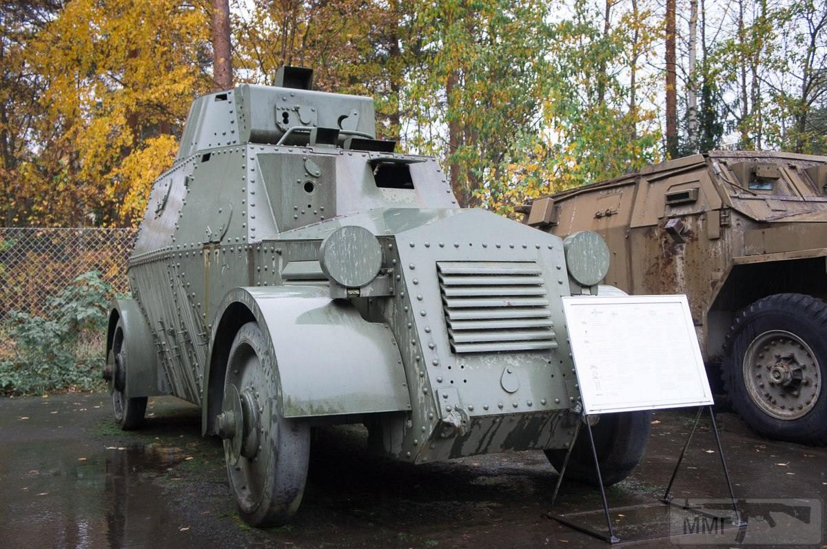 22523 - Танковый музей Парола (Финляндия)