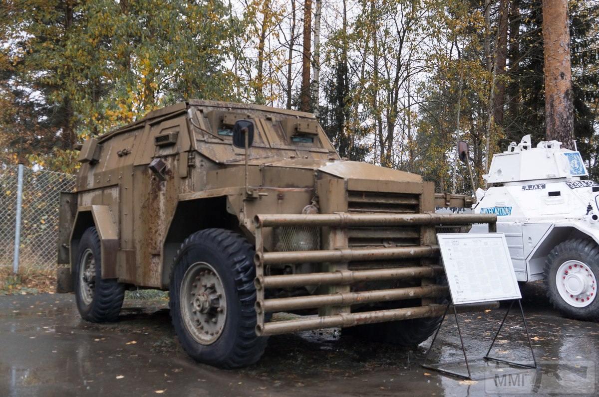 22524 - Танковый музей Парола (Финляндия)