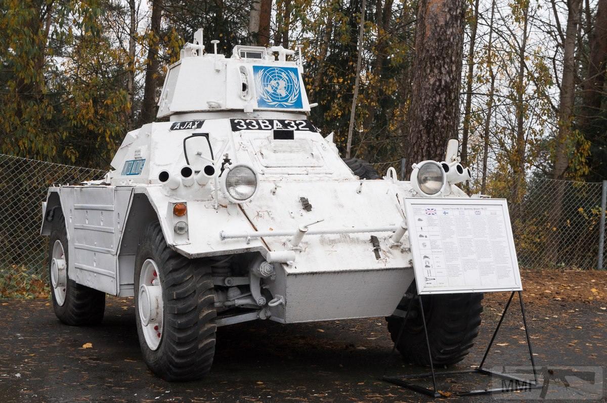 22525 - Танковый музей Парола (Финляндия)