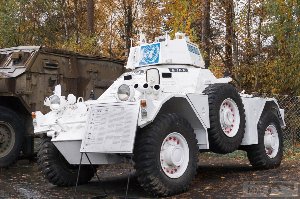 22526 - Танковый музей Парола (Финляндия)