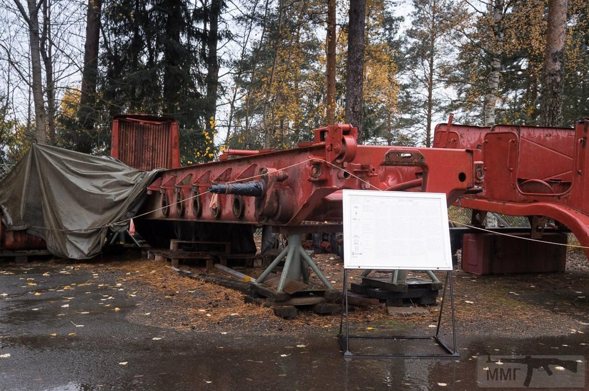22527 - Танковый музей Парола (Финляндия)