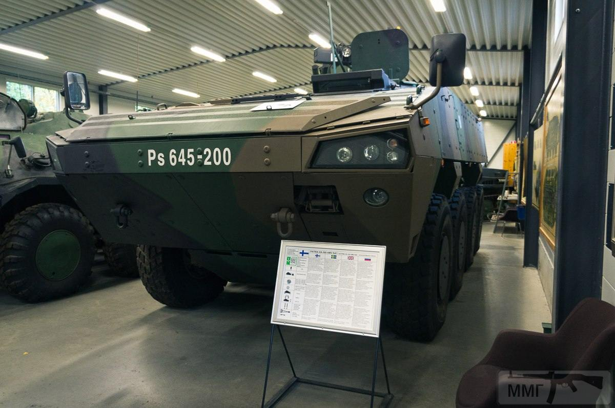 22528 - Танковый музей Парола (Финляндия)