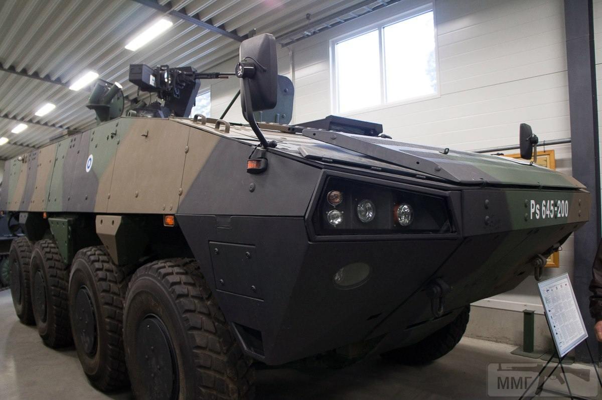 22531 - Танковый музей Парола (Финляндия)
