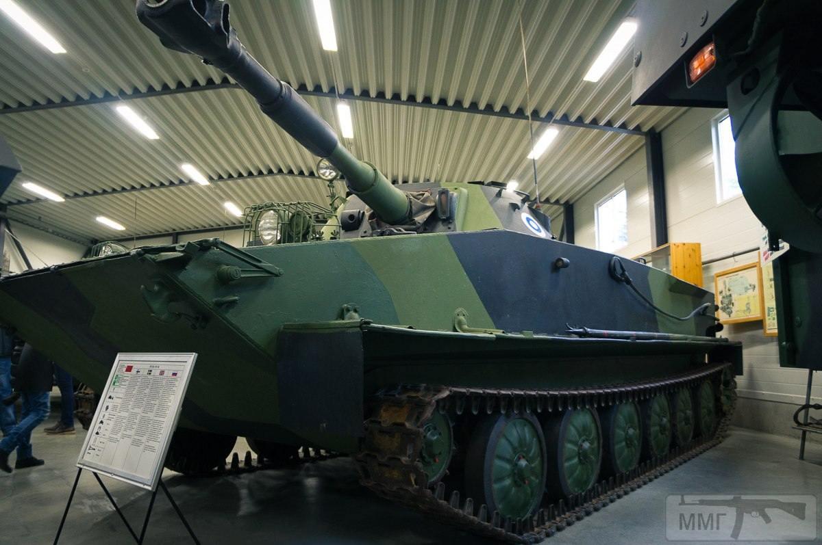 22532 - Танковый музей Парола (Финляндия)