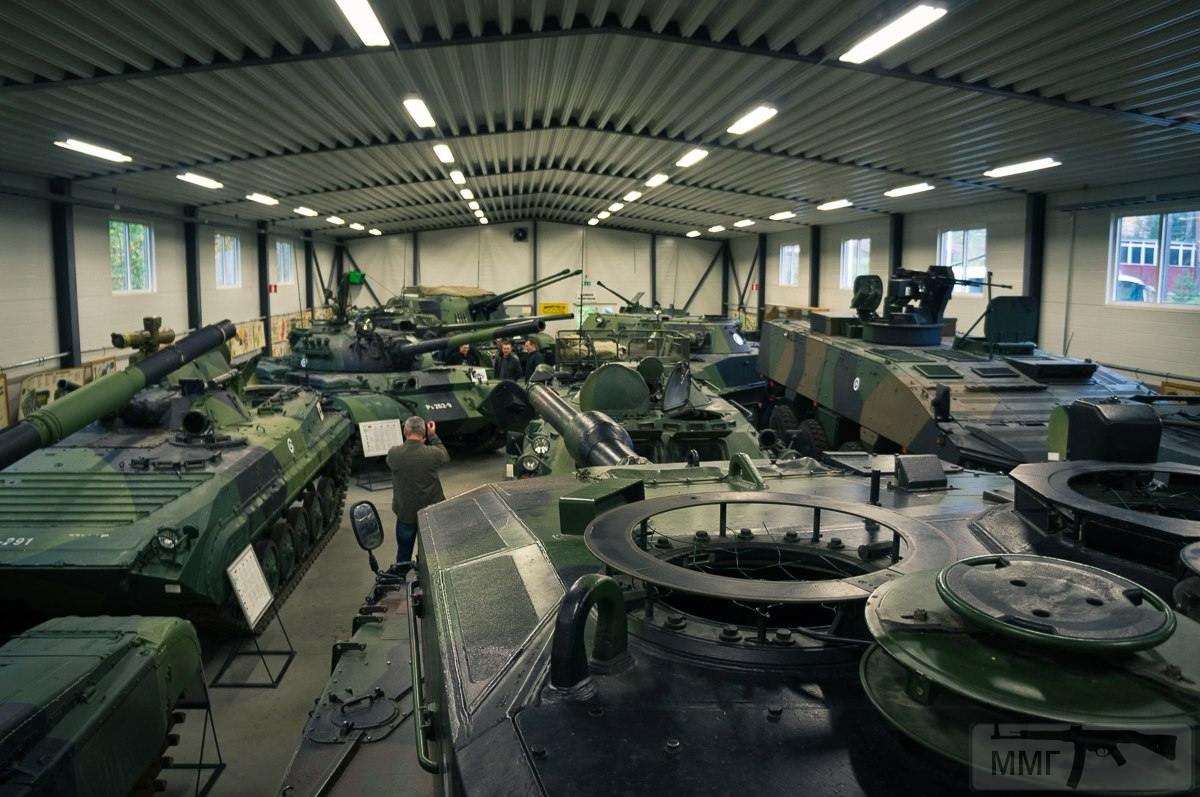 22533 - Танковый музей Парола (Финляндия)