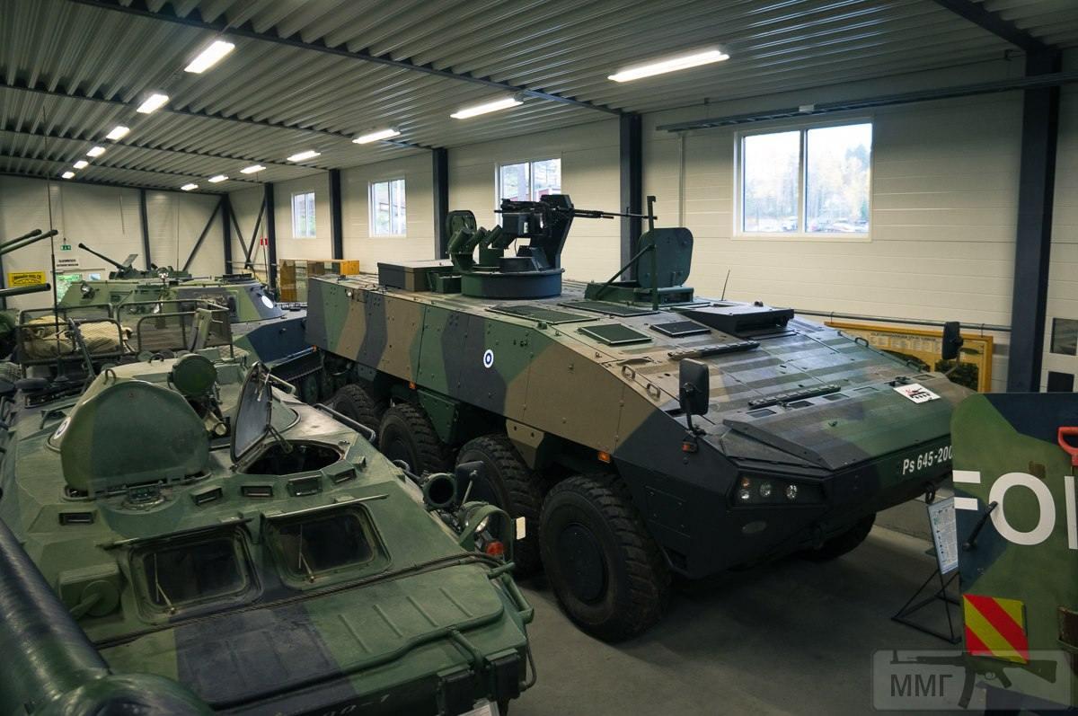 22534 - Танковый музей Парола (Финляндия)