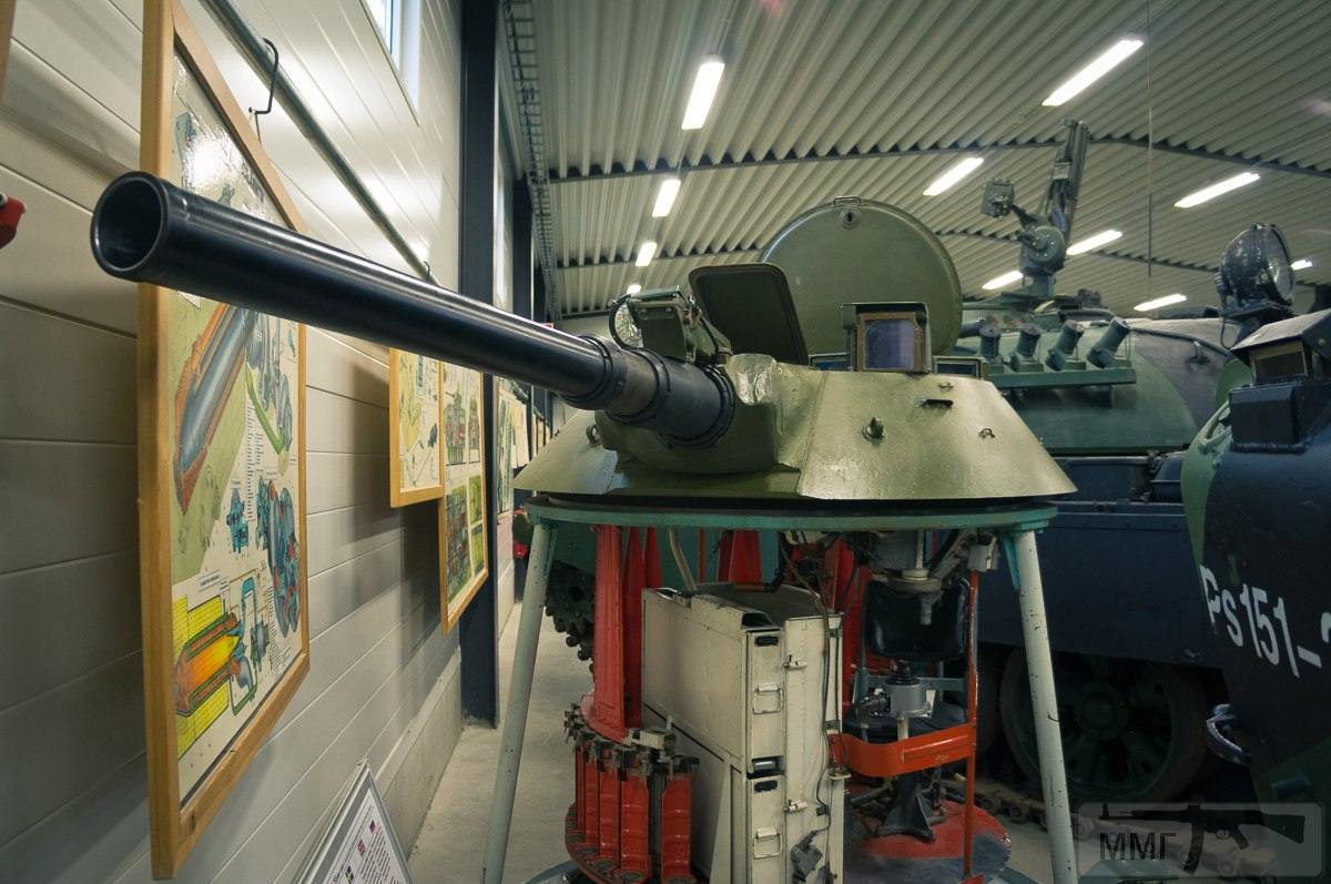 22535 - Танковый музей Парола (Финляндия)