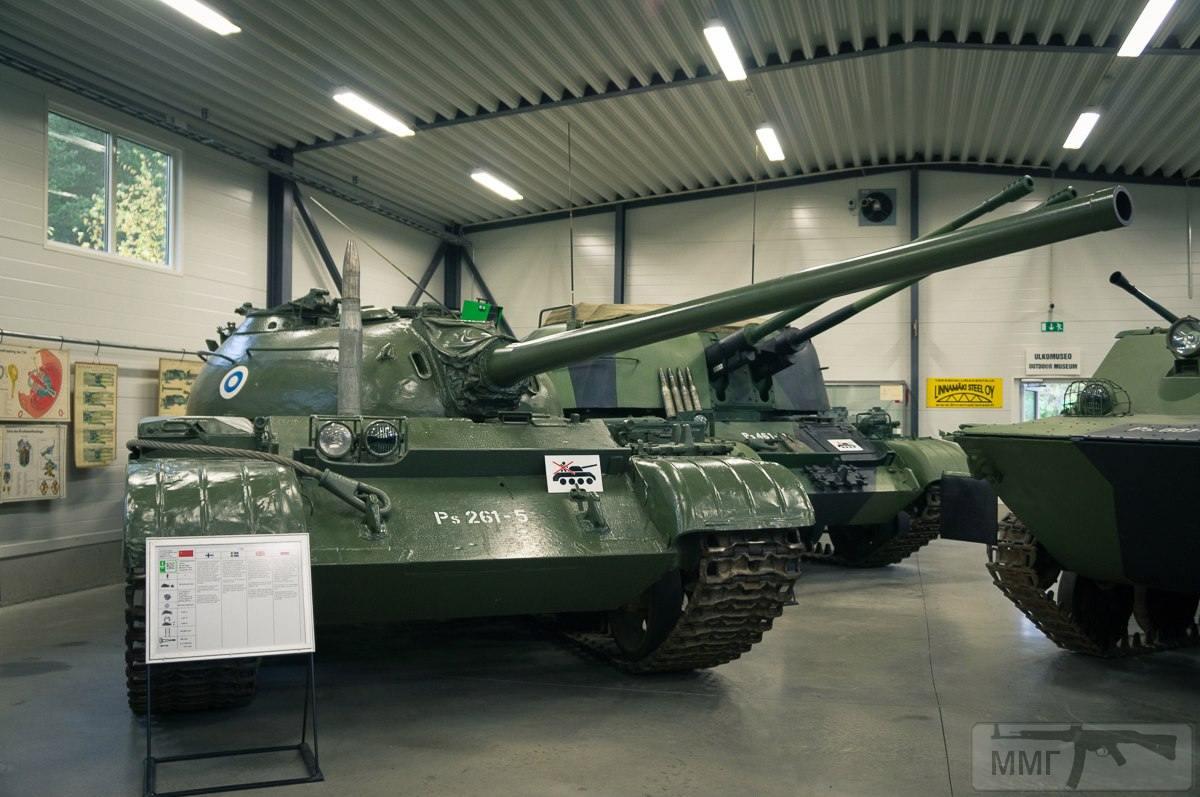 22536 - Танковый музей Парола (Финляндия)