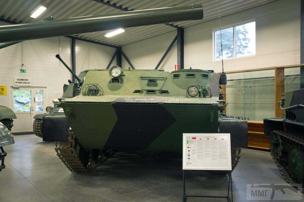 22537 - Танковый музей Парола (Финляндия)