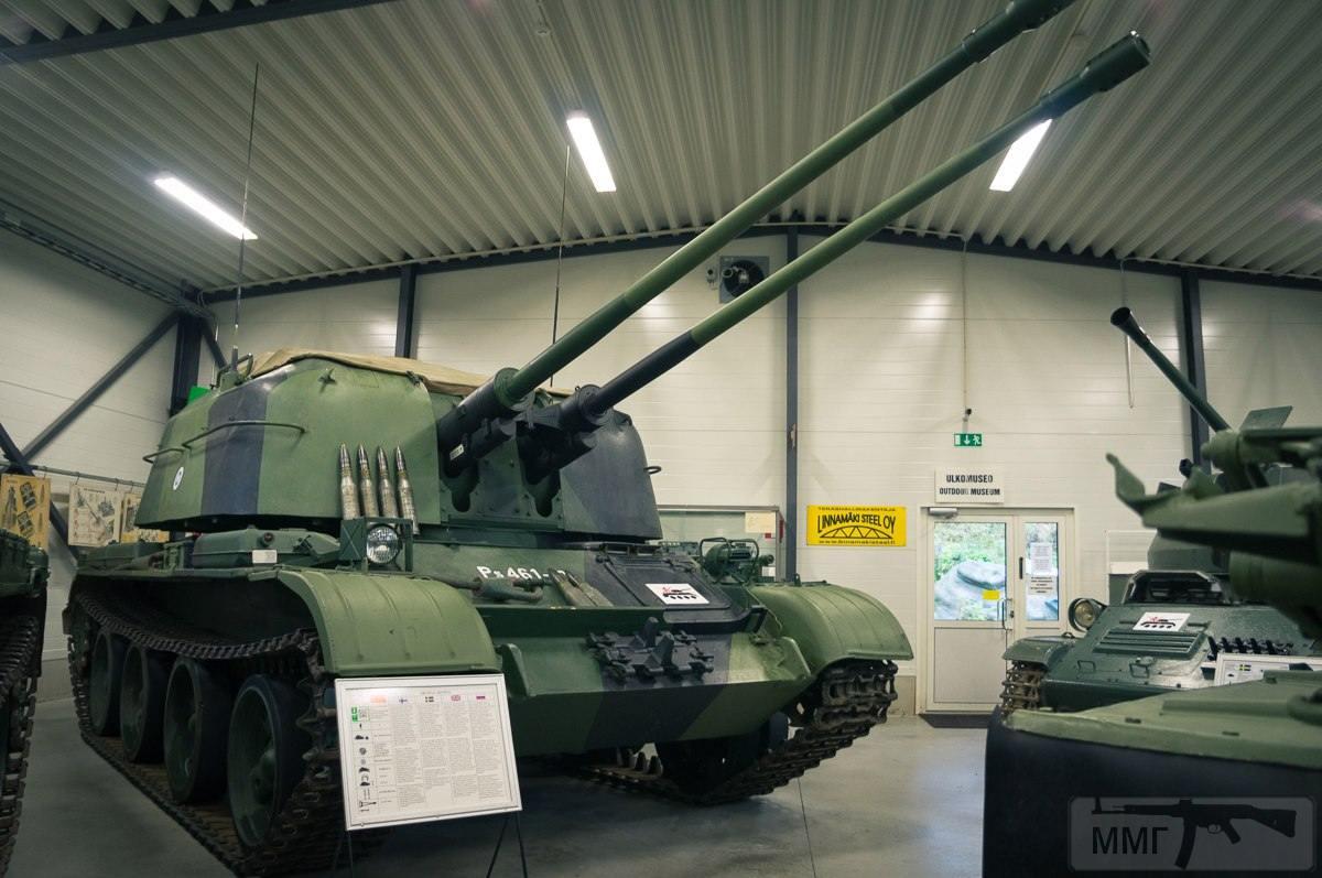 22538 - Танковый музей Парола (Финляндия)