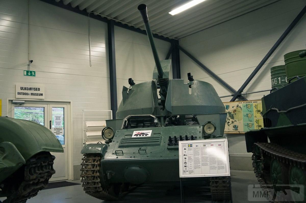 22539 - Танковый музей Парола (Финляндия)