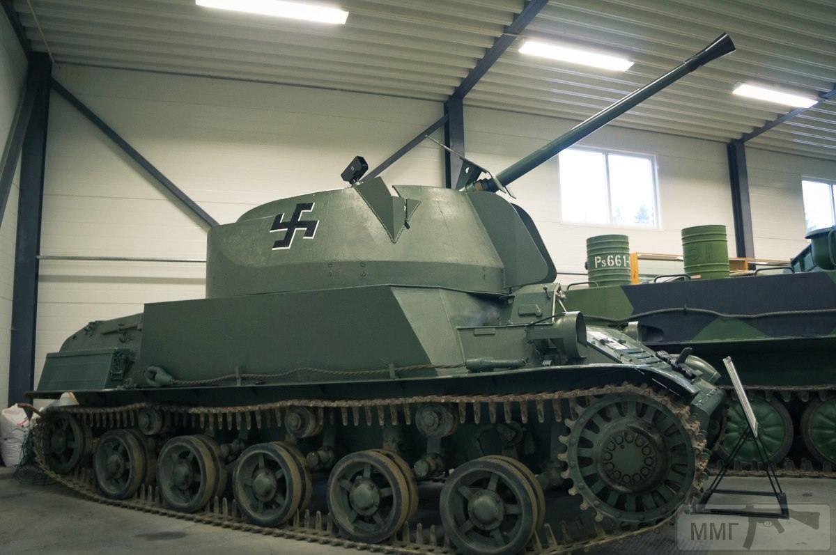 22540 - Танковый музей Парола (Финляндия)